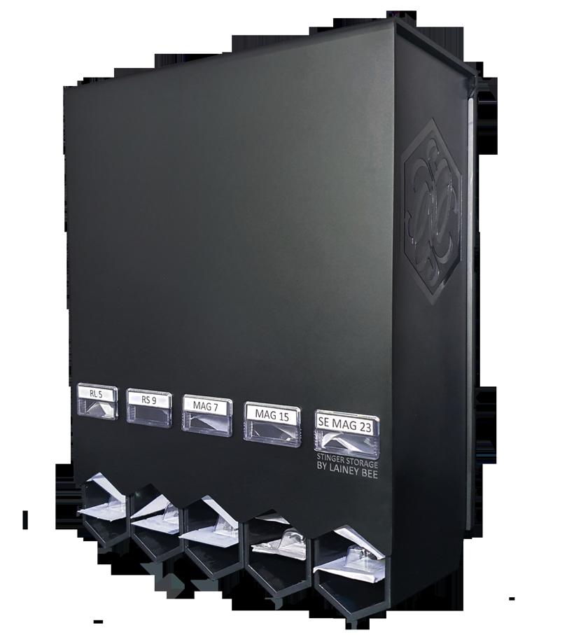 Matte-black-stinger-storage